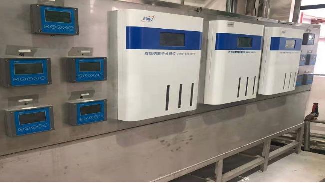 博取仪器在电厂锅炉水水质的监测