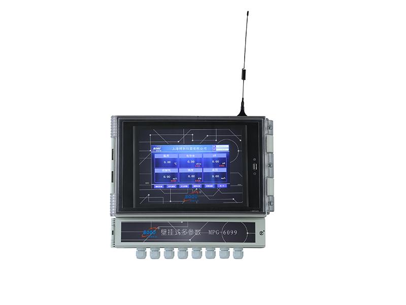 壁挂式多参数分析仪MPG-6099