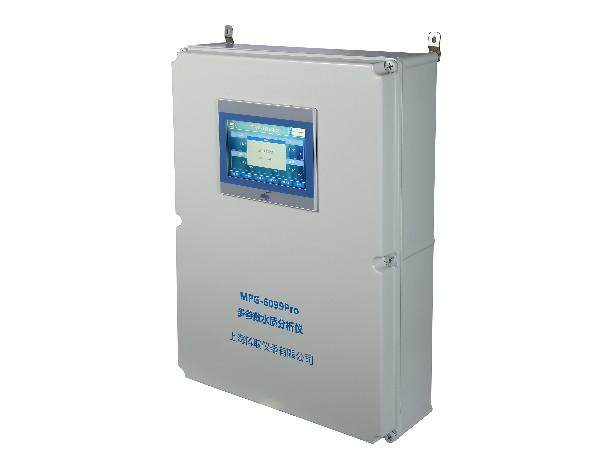 壁挂式多参数分析仪MPG-6099 Pro