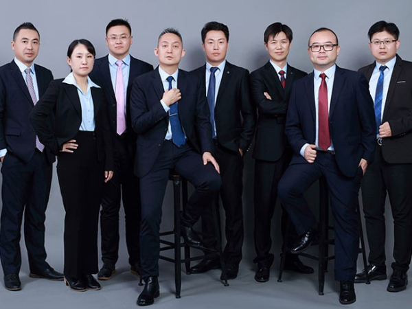 博取仪器公司技术团队