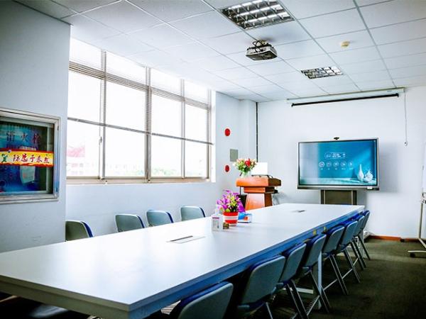 博取仪器会议室