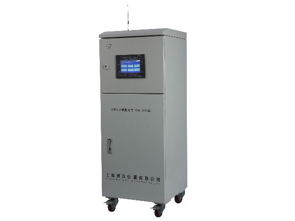 柜式多参数在线分析仪DCSG-2099 (经典款)