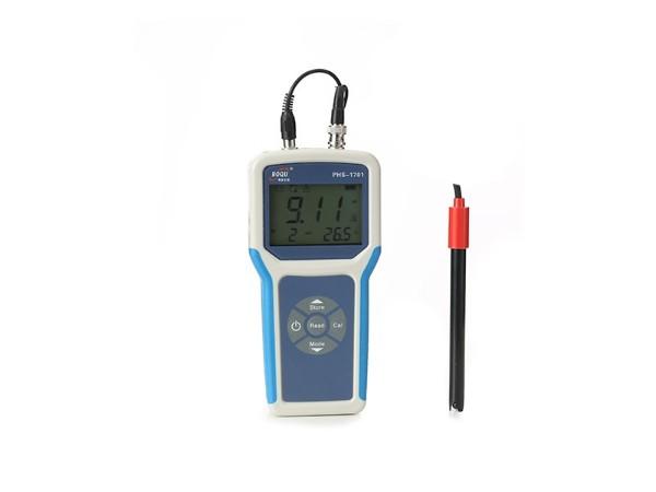 便携式pH/ORP分析仪