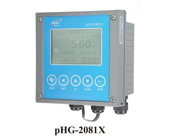 在线PH计pHG2081-X