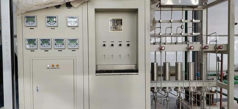 电厂锅炉水监测