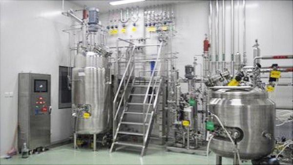 博取电极在上海某生物科技公司中生物发酵罐的过程水质监测